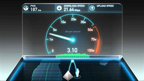 spedi test comcast performance speed test