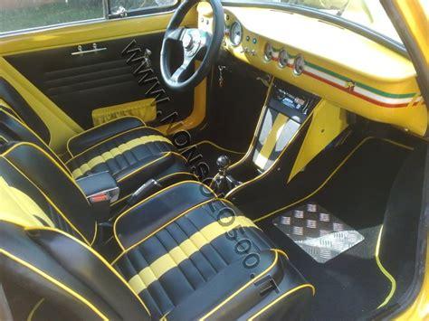 interni auto personalizzati kit completo tappezzeria e interni personalizzati per