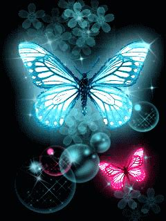 imagenes de corazones brillantes y estrellas con movimiento imagenes de mariposas brillantes de amor con