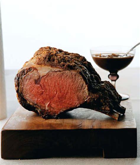 sunday rib roast recipe epicuriouscom just a pinch recipes