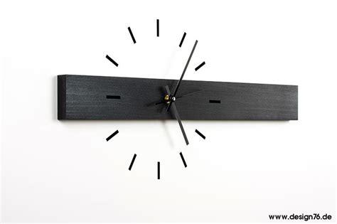 designer wanduhren design wanduhr buche schwarz ge 246 lt kaufen