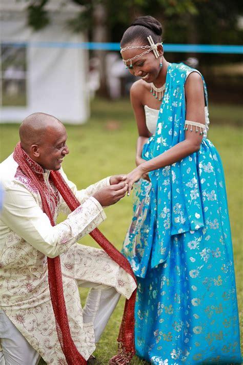 a rwandese themed wedding pearl is half rwandan and half it was a gusaba ceremony