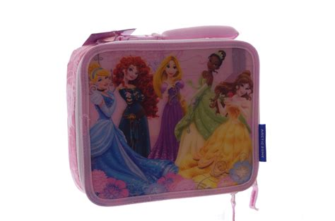 tangled soft lunch box princess rapunzel brave cinderella 3d lenticular