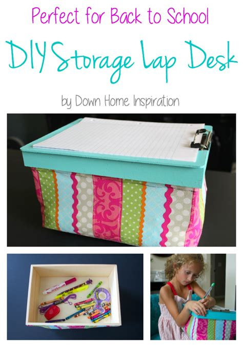 laptop desk with storage diy desk with storage home inspiration