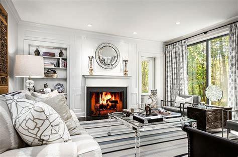 monochromatic color scheme living room living room monochromatic color palette with fireplace ideas