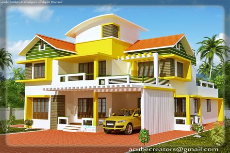 kerala home design duplex simple house plans kerala model duplex home building