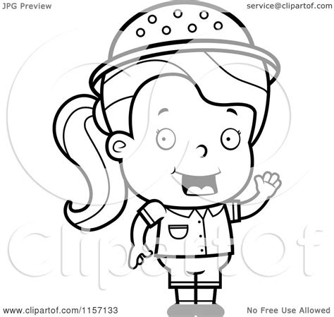 safari person coloring page sunset black and white coloring pages