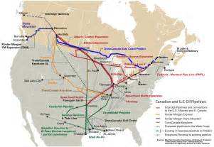 pipeline map line 9 shipping tar sands crude east watershed