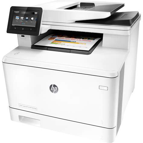 Printer Hp F4 hp color laserjet pro m477fdw wireless multifunction