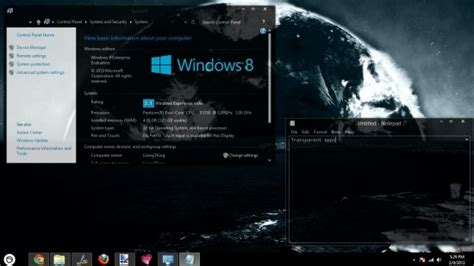black themes for windows 8 download dark theme for windows 8 abisso