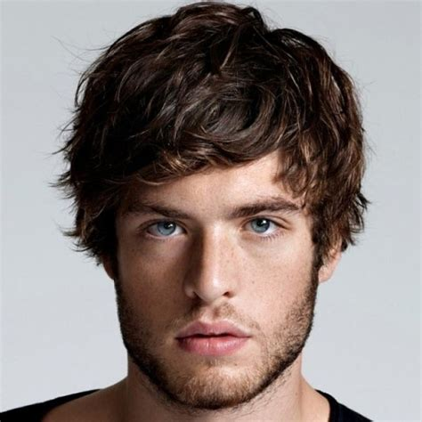how to cut boys wavy thick hair men s short hairstyles stylish guide of 2016