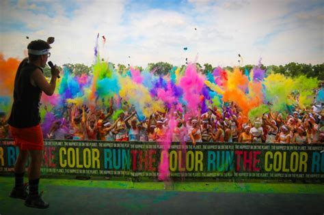 what to do when colors run in the wash the color run 174 tour presented by lay s 174 in st