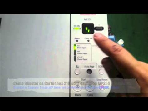 reset canon mp250 download gratis tutorial como resetar os cartuchos 210 e 211 canon mp250
