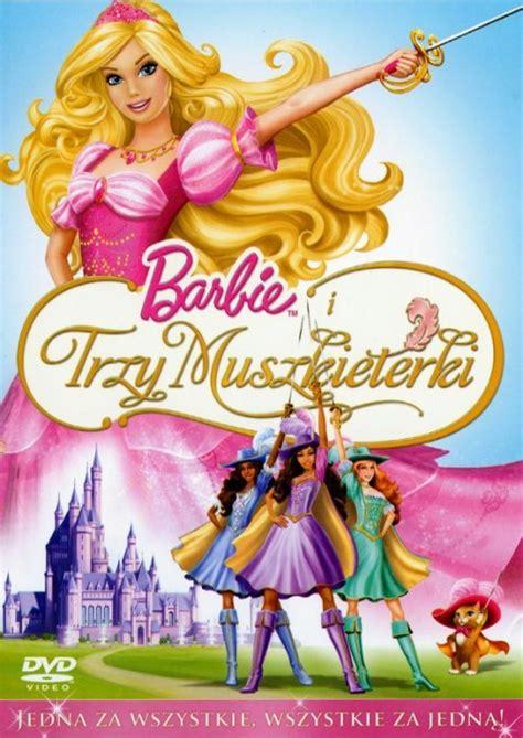 film barbie w kinach barbie i trzy muszkieterki 2009 filmweb