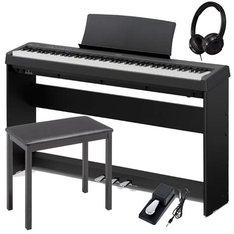 Kawai Digital Piano Es110 brand new kawai es110 portable digital piano 88 key weighted with matching cabinet stand 3