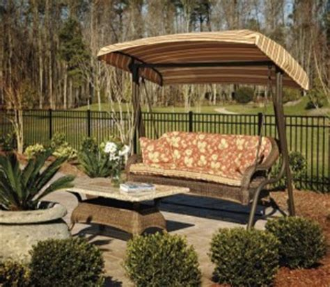 agio swing agio outdoor furniture replacement cushions roselawnlutheran