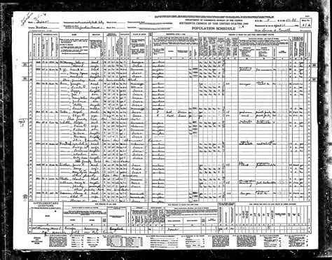 1940 Census Search Scudder Family Tree
