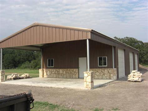 Metal Buildings Residential Steel Metal Building Erector Contractor