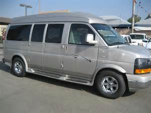Buick Vans For Sale Used Gmc Savana Conversion Vans For Sale By Owner In