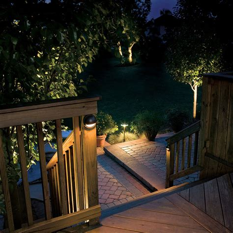 outside patio lighting ideas deck lighting patio lighting