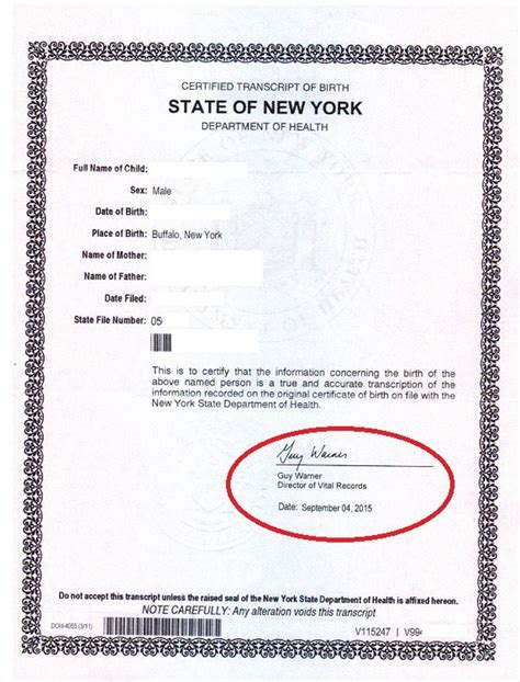 birth certificate new york letter of exemplification birth certificate with letter of exemplification 28