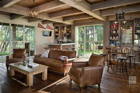 rustic family room great rustic family room zillow digs