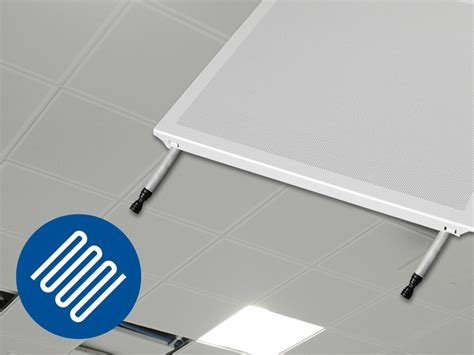 soffitto radiante soffitto radiante b klimax con quadrotti hp di rdz