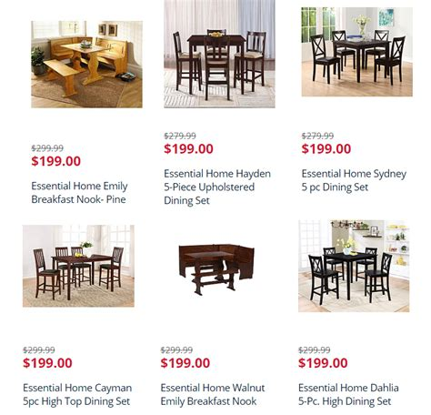 kmart dining room set furniture gt dining room furniture gt dining room set 100