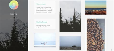themes tumblr free 2015 collection of 40 best free tumblr themes