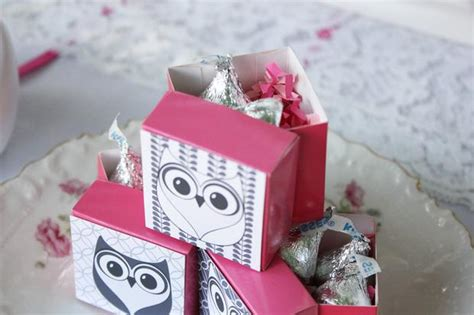 Owl Themed Baby Shower Favor Ideas by Owl Always You Theme Baby Shower Ideas Themes