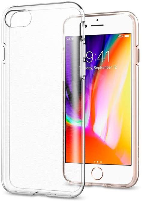 Spigen Liquid For Iphone 7 Clear spigen liquid clear iphone 7 8 protective alzashop