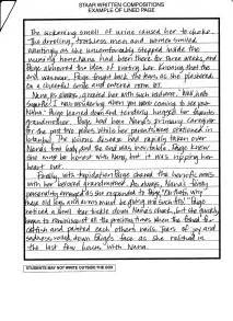 Exles Of Literature Essays by Paper On Literature