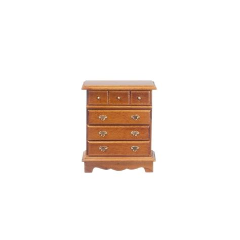 walnut bedroom chest of drawers chest of drawers walnut dollhouse dresser superior dollhouse miniatures