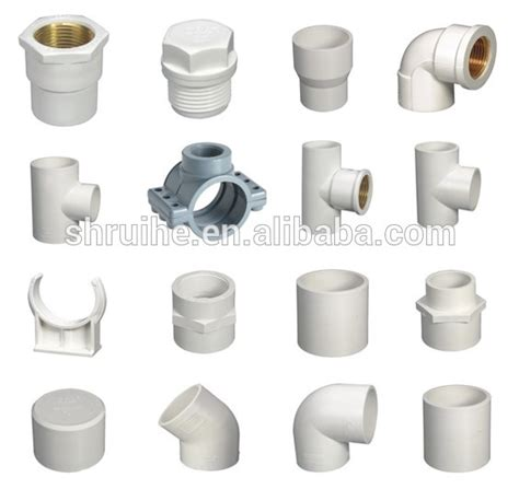 pvc pipes types images