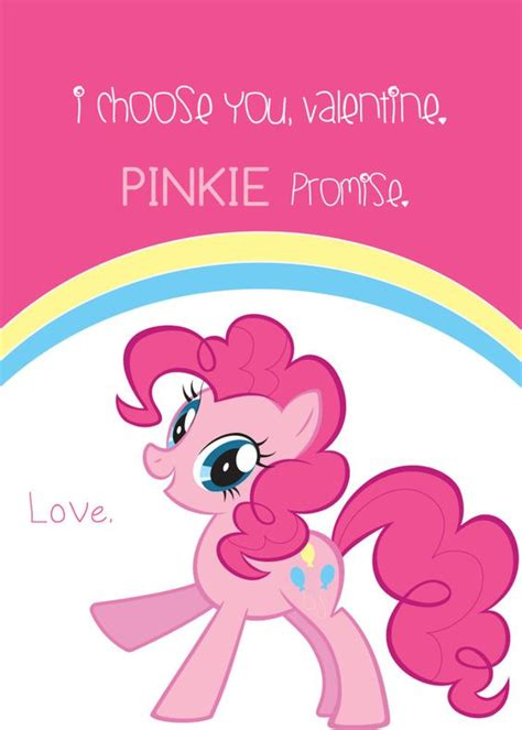 my pony valentines the world s catalog of ideas