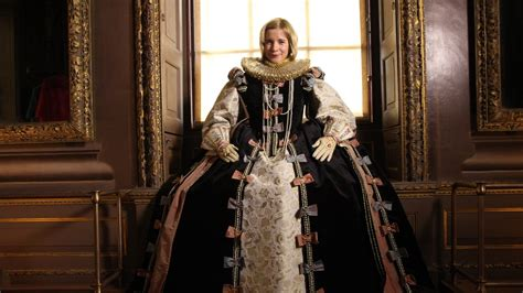 Elizabeth Wardrobe by Tales From The Royal Wardrobe Pbs Programs