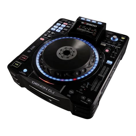 Dj Player denon sc2900 171 dj cd player