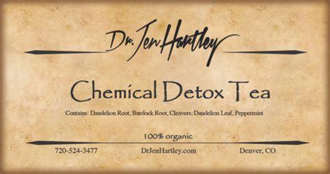 Chemical Detox by Chemical Detox Tea Dr Jen