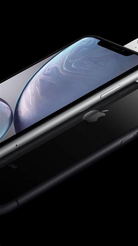 wallpaper iphone xr white black  smartphone apple