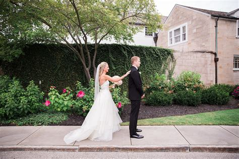 Wedding Falls Mercedes by Delightful Chagrin Falls Wedding At The Country Club Photo
