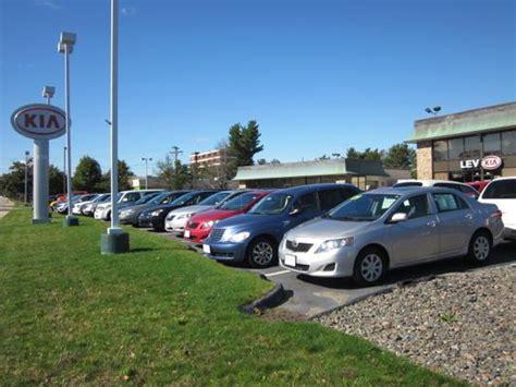 Ma Kia Dealers Lev Kia Of Framingham Framingham Ma 01701 Car