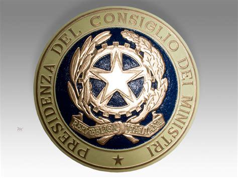 presidenza consiglio dei ministri presidenza consiglio dei ministri seal shields
