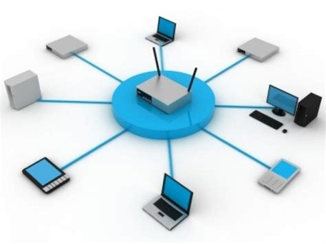 design a home network connected by an ethernet hub computer network internet setup wi fi ethernet and home