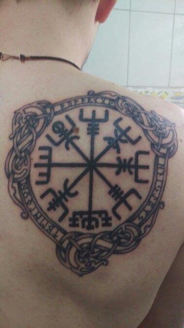 vegvisir tattoo vegvisir by drisanas vegvisir nordic viking