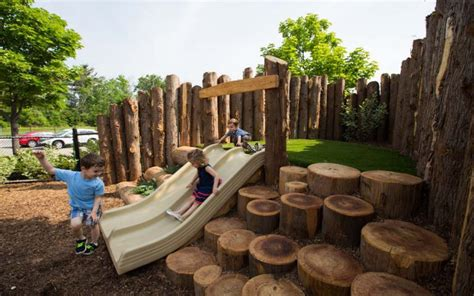 oakville ymca daycare playground