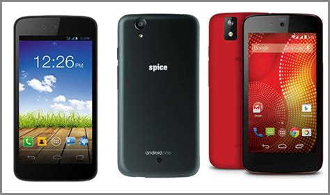 android one phone android one phones micromax canvas a1 karbonn sparkle v and spice uno same specs but