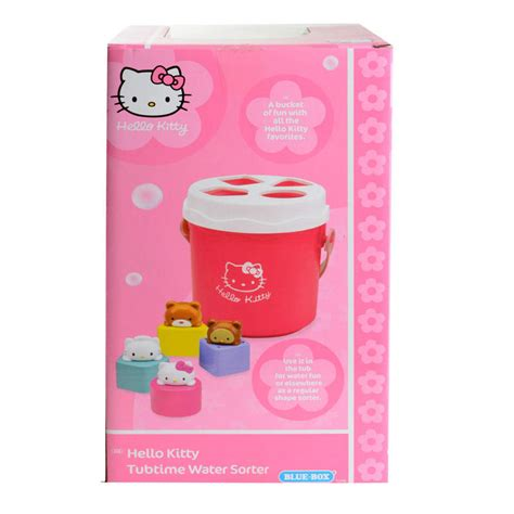 hello kitty bathtub hello kitty bath tub pals water sorter playset with hello