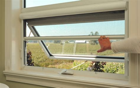 awning window screen retractable screens for any window type