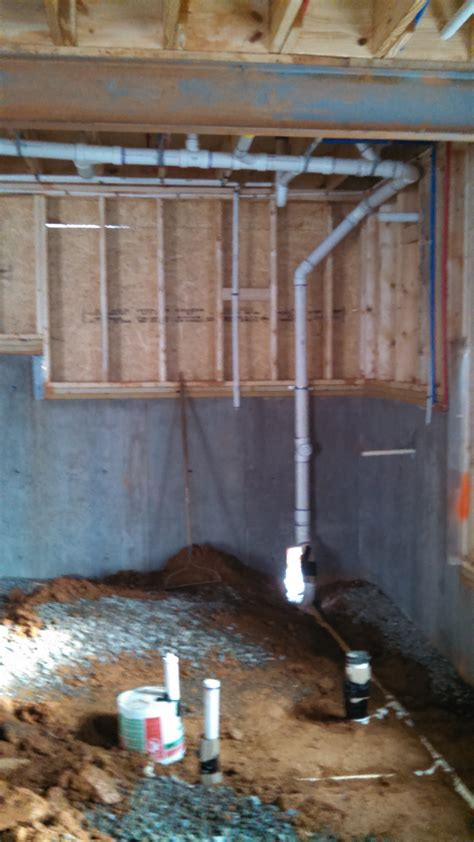 Plumbing A New House by Gallery Sher Plumbing