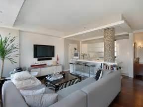 Modern Condo Interior Design Ideas Decoracion Cocinas Cocina Abierta Al Salon Youcanbe